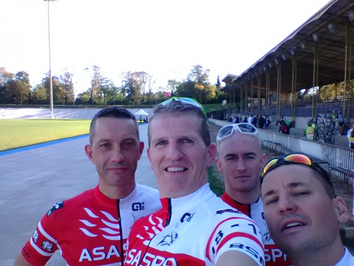 15e gentleman cyclo de Vincennes